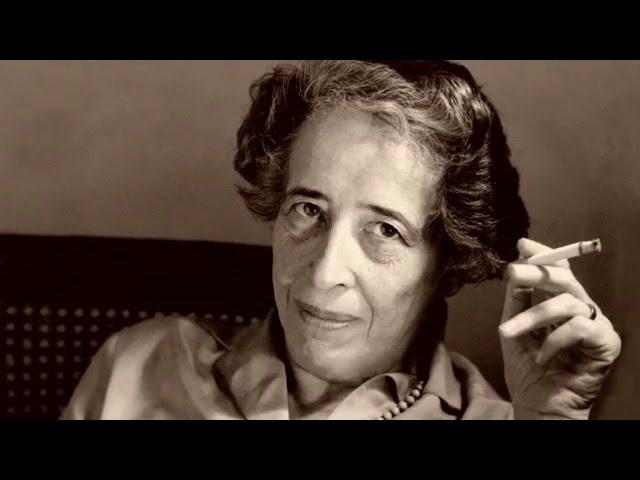 Revisitando O Pensamento De Hannah Arendt