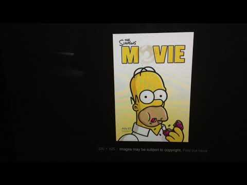 Spider Pig The Simpsons Movie Youtube