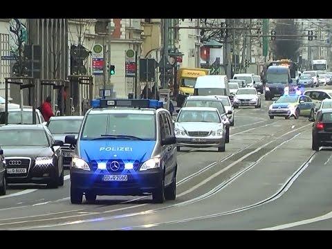 Leipzig Polizei Streifenwagen L 10-07 & 2671 [3.2015]