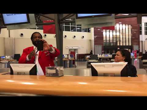 Delta Airlines employees are RUDE, RACIST, and UNRESPONSIVE