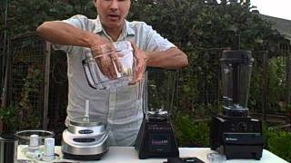 Blender vs Food Processor - Differences Fully Explained