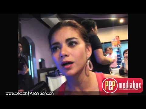 "Isabel Granada on freelancing for different networks: ""Mas advantage ng kaunti for me. """