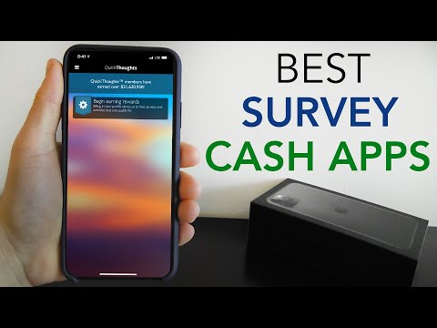 Best Survey Apps to Earn Cash & Rewards
