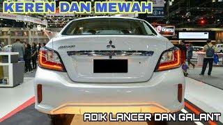 Murah ! Mobil Baru Mitsubishi Berwajah Xpander, 1200cc 5 Seater Lawan Agya   Ayla