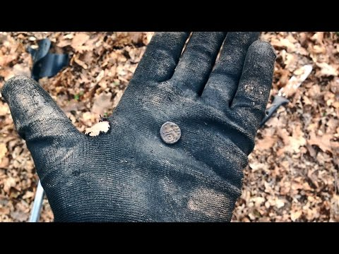 Metal Detecting - Unexpected Finds In The Woods...