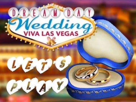 MESSY: Let's Play- Dream Day Wedding Viva Las Vegas Part 1