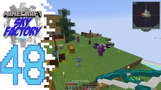 Sky Factory 2.5 (Modded Minecraft) - EP48 - Potions!