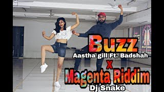 Buzz | Aastha Gill ft. Badshah | Priyank Sharma | Dance Cover | Dance Choreography | Hemin Mistry