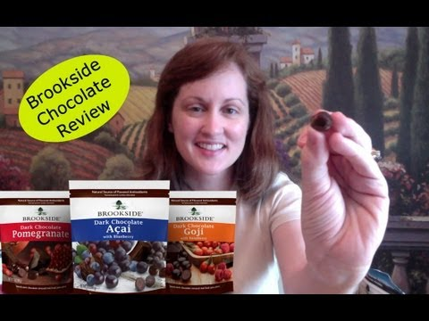 Brookside Chocolates - Review - JendisJournal
