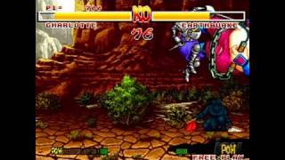 SNK Arcade Classics: Volume 1 Sony PSP Gameplay -