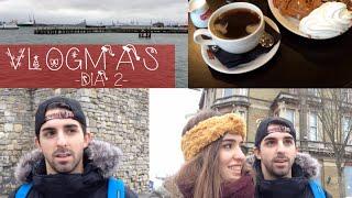 Día libre conociendo la ciudad | Vlogmas 2 Thumbnail