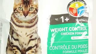 Обзор корма 1st Choice Контроль Веса для взрослых кошек