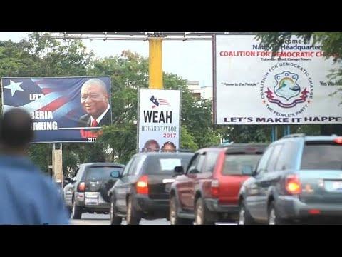 Optimism ahead of Liberia's election