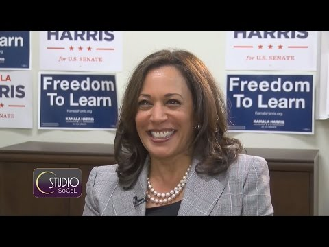 Meet California Atty. General Kamala Harris For U.S. Senate