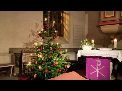 Weihnachtsgottesdienst aus der Kirche in Oberdorfelden