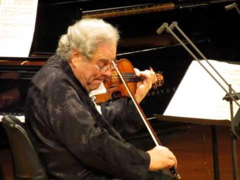 Itzhak Perlman - Franck Sonata 2