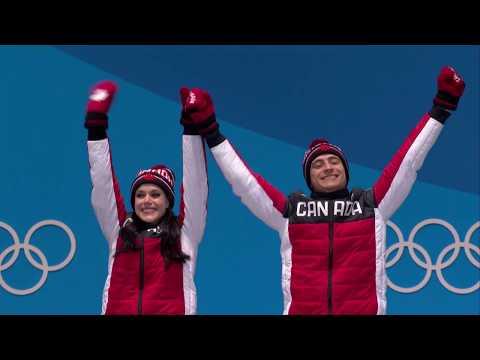 Tessa Virtue and Scott Moir win Olympic ice dance gold