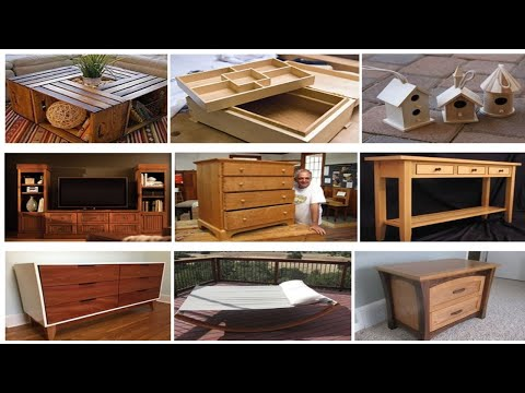 The #1 Woodworking Simple Even For Beginners | Woodworking Projects