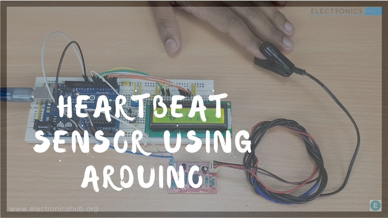 Heartbeat Sensor using Arduino (Heart Rate Monitor)