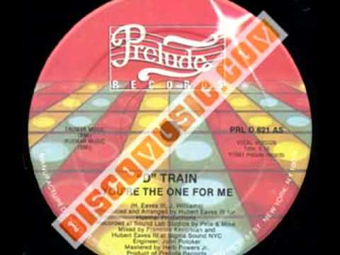 You're the One for Me (Instrumental)- D~Train