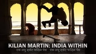 Kilian Martin: India Within