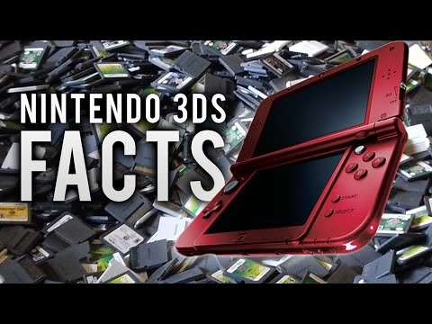 Top 10 3DS Facts You Probably Didn't Know