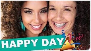 HAPPY B-DAY TIA PATY - Vlog da semana #4