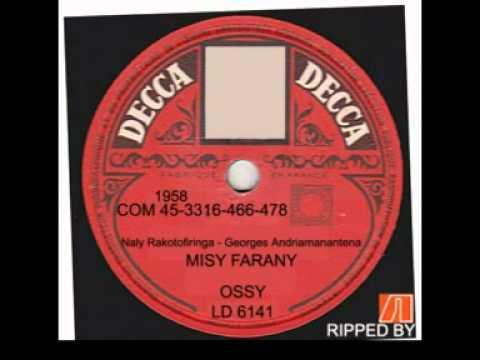 Ludger, Jeanne, Ossy, - Misy farany (Naly Rakotofiringa - G Andriamanantena) COM 45 - 3318 - 466478
