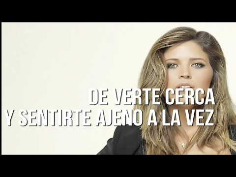 Anna Carina - Amándote (Sola) - Video Letra