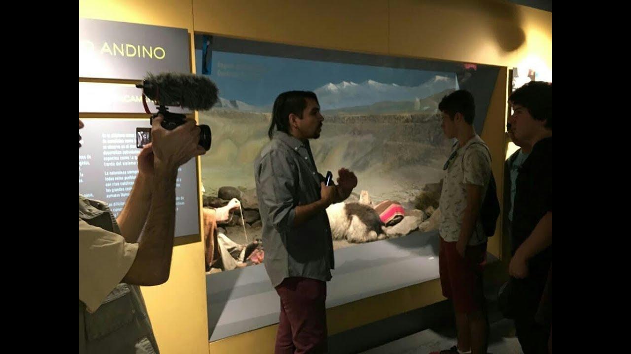 WikiSeba en el Museo Nacional de Historia Natural
