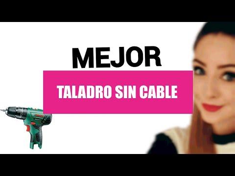 Mejor Taladro sin cable - OFERTAS 2020 ✅