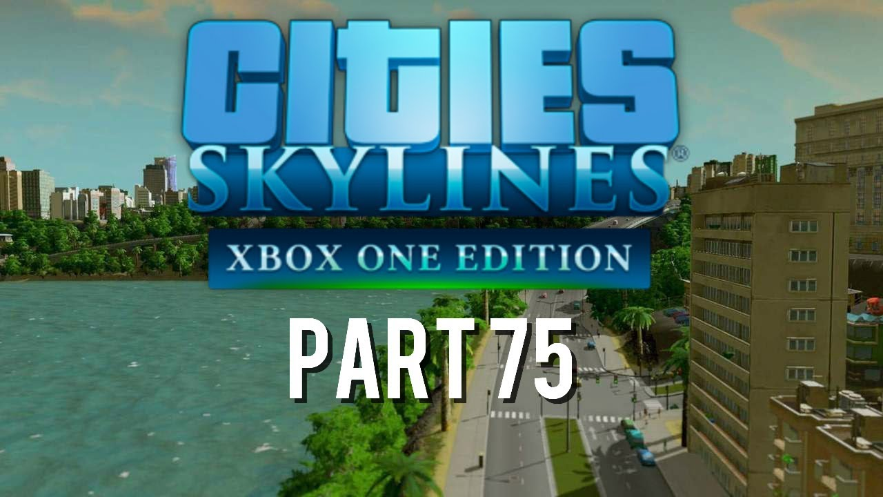 Cities Skylines Xbox One Test