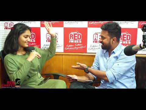 Saniya Iyappan | Red Carpet | RJ Mike | Red FM Malayalam