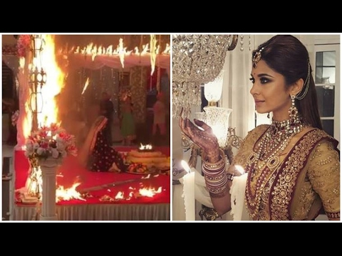 Fire on the sets of 'Beyhadh', Kushal...