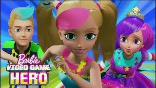 Barbie Héroïne de jeu vidéo HD