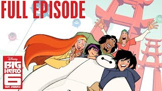 Issue 188 | Full Episode | Big Hero 6 The Series | Disney Channel