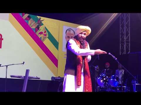 "Bhagwant Mann | ਪੰਜਾਬੀ ਵਿਰਾਸਤੀ ਮੇਲਾ ""ਸਭਿਆਚਾਰ ਅਤੇ ਸਾਹਿਤ"" | Punjabi Heritage Festival 2018"