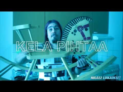 Niilo22 - Kela Pihtaa (MUSIIKKIVIDEO)