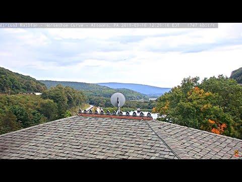 World Famous Horseshoe Curve - Altoona, Pennsylvania, USA | Virtual Railfan LIVE