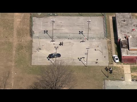 Police: 2 shot outside Green Street Academy