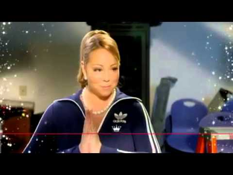Mariah Carey - A Christmas Melody Movie Trailer - YouTube