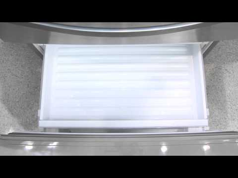 DIY Freezer Drawer Capacity Instruction