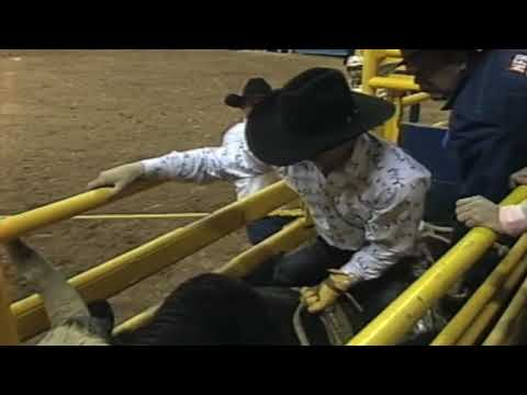 Tuff Hedeman Wins the 1989 NFR