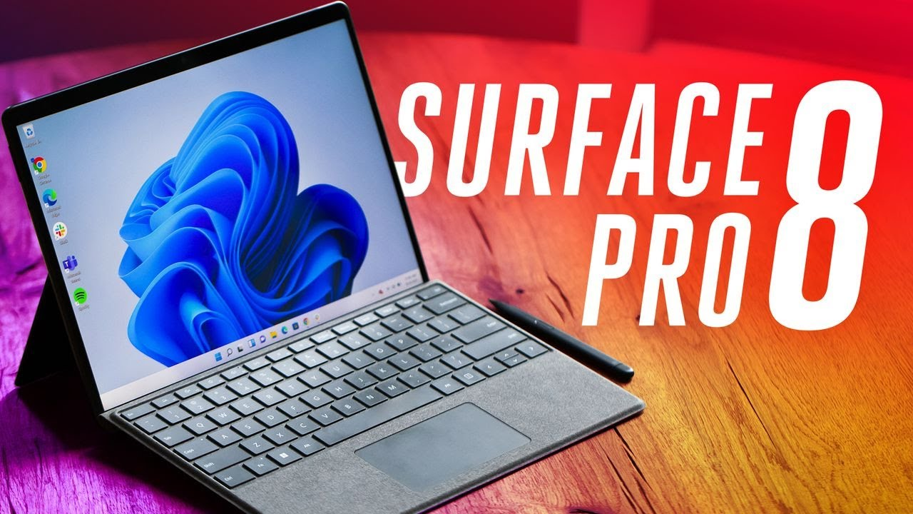Surface Pro 8 review: the best of both worlds