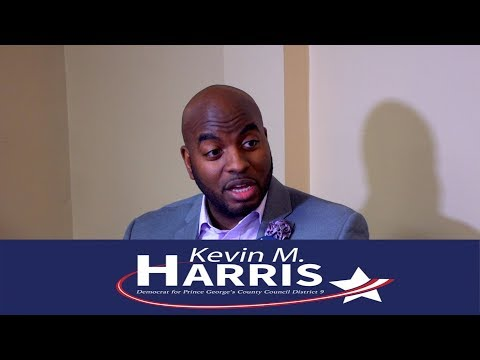 Candidate Kevin M. Harris Interview with JV Jones