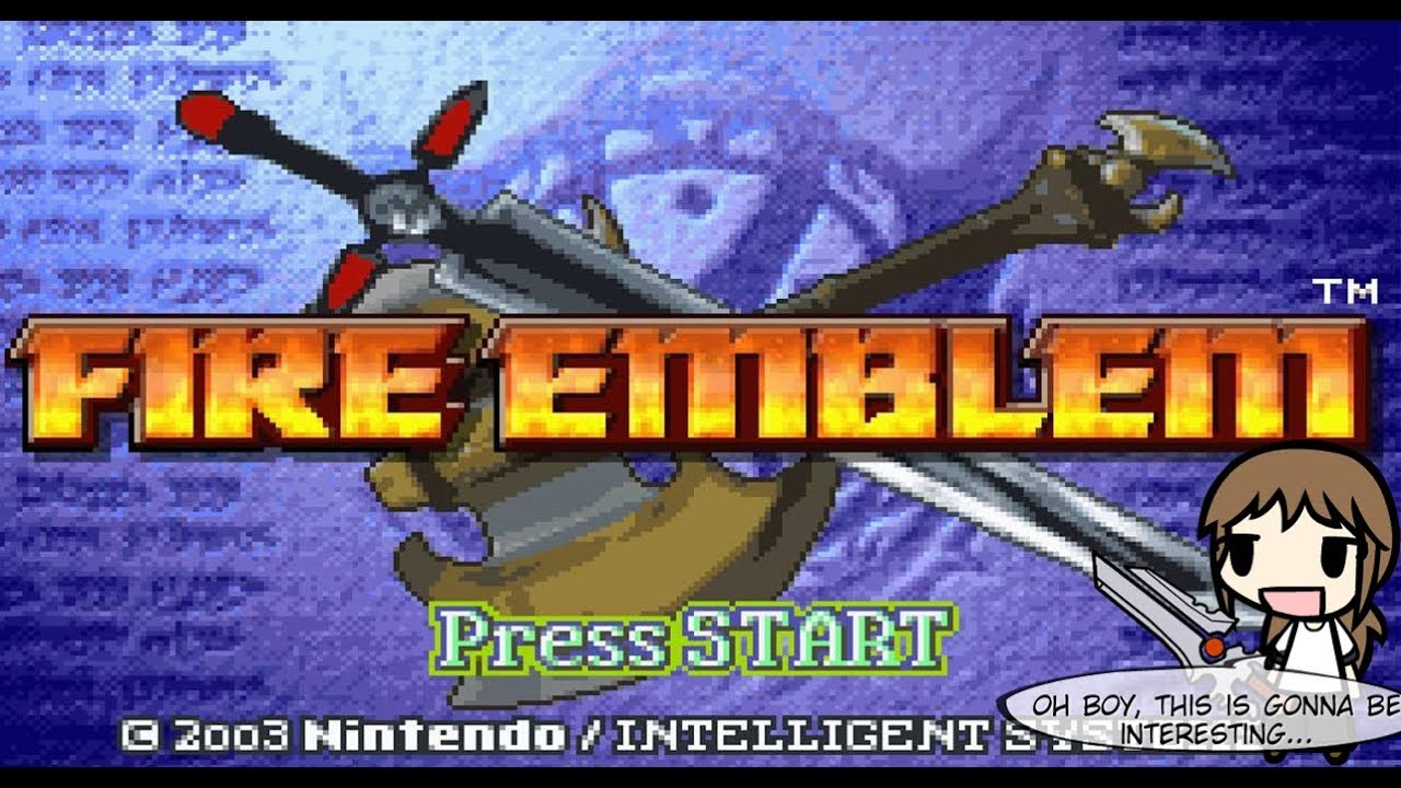 Playing Fire Emblem Let Me Axe You A Question