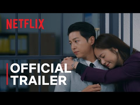 Vincenzo | Official Trailer | Netflix