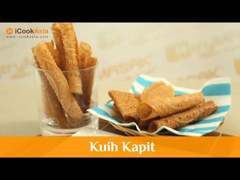Kuih Kapit | Try Masak | iCookAsia