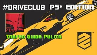 Trofeo Guida Pulita - Cleanup Trophy - Driveclub PS+ Edition - Mini Cooper