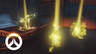 Overwatch: Habilidades de Mercy (ES)